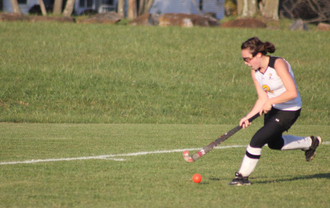 Field Hockey Finishes With A Win