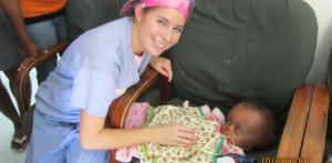 Moira C: Goes to Haiti
