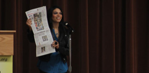 Guest Speaker Visits Padua to Promote the Forgiveness of Others