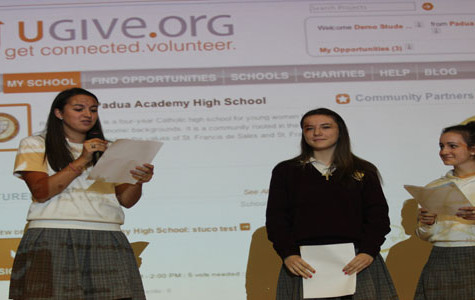 "Students in Action Team: Helping Padua Students ""Get Involved"""