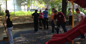 Sophomore Service Day – A first hand account