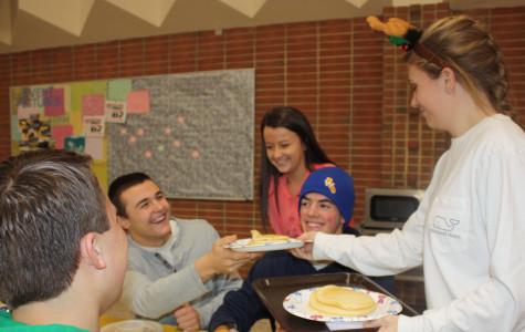 Padua's 3rd Annual Pancake Breakfast