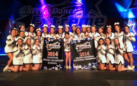 National and State Cheerleading Champions