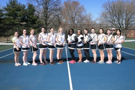 Padua Tennis Team