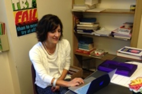 Mrs. Poppiti- New Math Teacher at Padua Academy