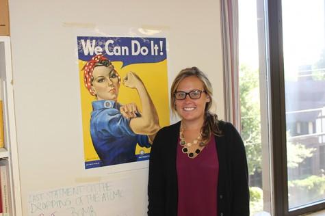 An Inside Look at New Teacher, Ms. Grugan