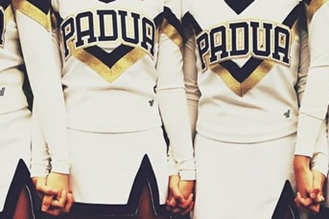 Padua Cheerleaders Set the Bar High for this Season