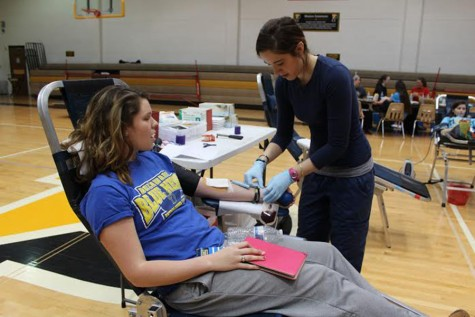 Giving Blood: Is it Effective?