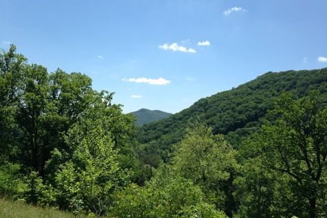 Hiking the Cumberland Gap