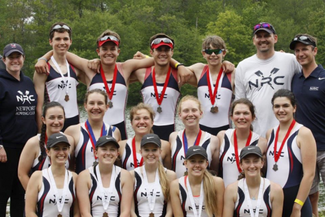 Rowing to Nationals