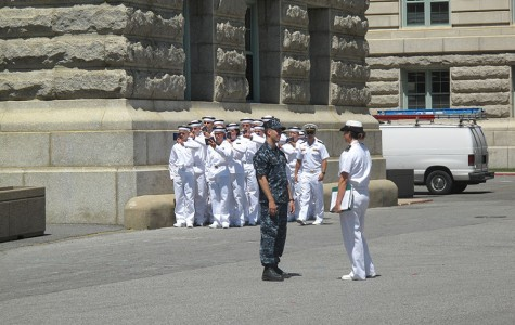 A Visit to the Naval Academy