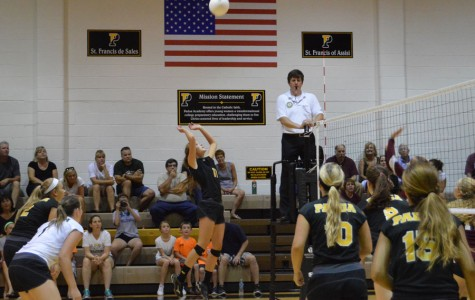Padua Volleyball: Starting Off Strong