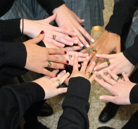 The Junior Ring Mass