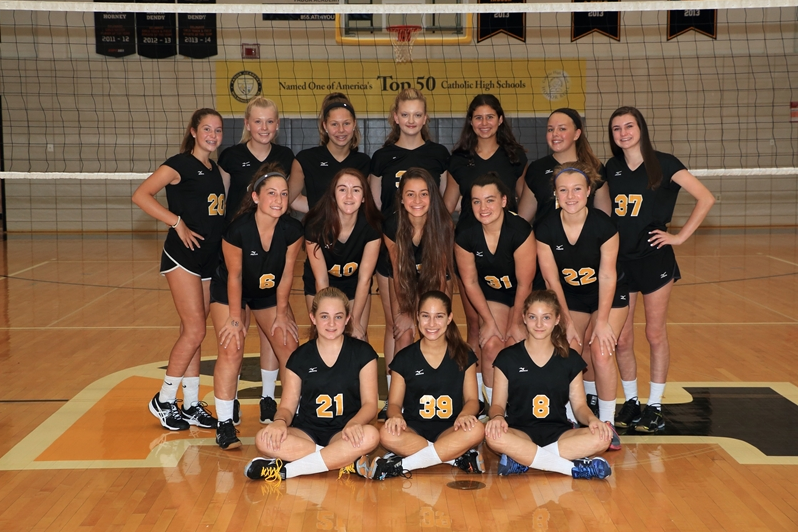 Freshman+Volleyball+Team+%0D%0A