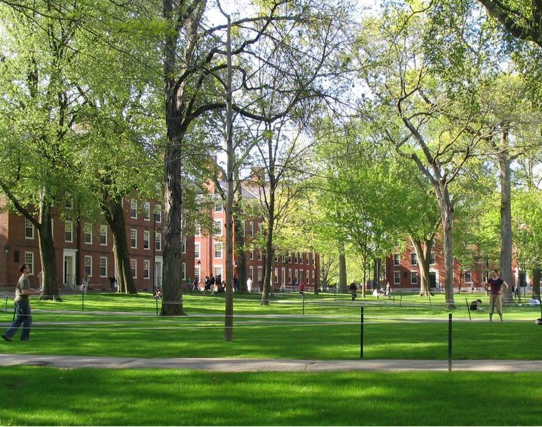 A+picture+of+Harvard+Yard.+