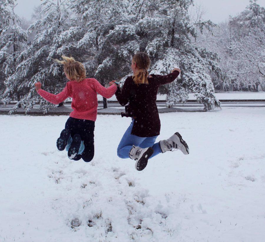 Snow+photoshoot