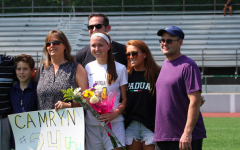 Soccer Senior Night