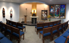 A Closer Look Into the New Chapel
