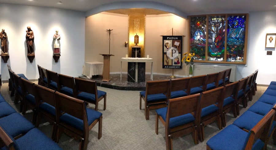 The+newly+remodeled+chapel+includes+new+paint%2C+brighter+lighting%2C+and+new+seating.+