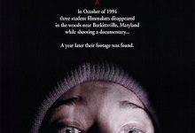 The Blair Witch Project: My First Horror Movie