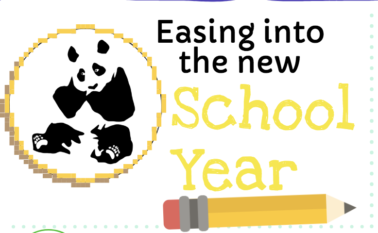 Easing+into+the+New+School+Year