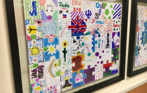 APS Puzzle Board – Individual pieces make the puzzle complete