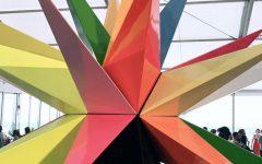 """International Art Event, """"Art Basel,"""" Miami Beach 2018"""