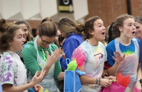 French Club Celebrates Mardi Gras: Photo Gallery