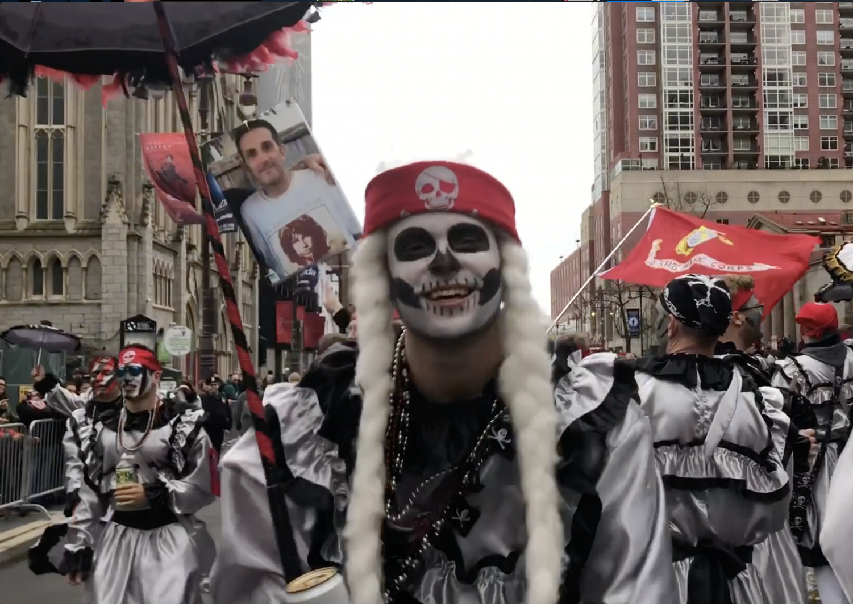 Philadelphia Mummer Parade 2019