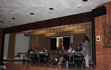 Alumnae Panel Discuss Engineering Careers with Students