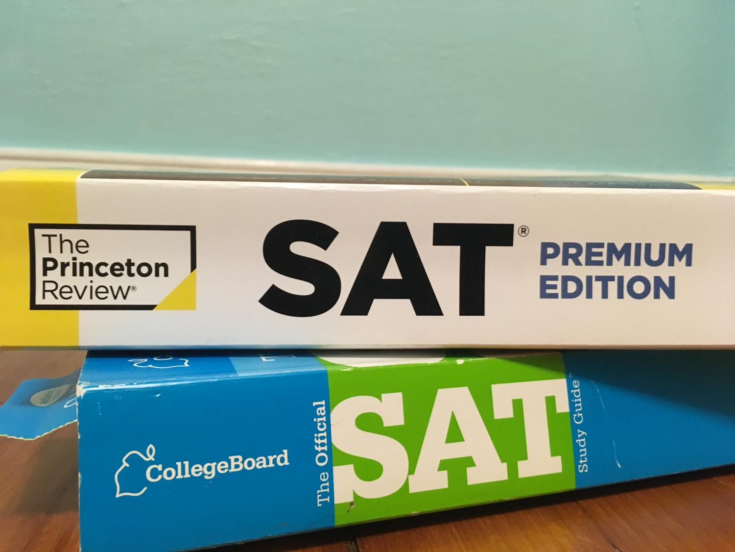Students often spend several months preparing for the SAT or ACT with expensive prep books that break down each section of the test.
