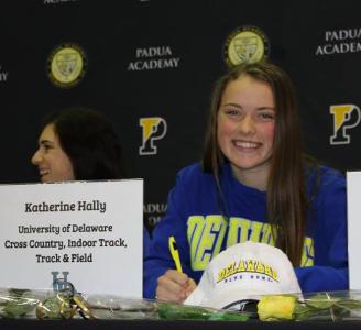 Katie Hally: Division I Athlete