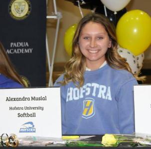 Alexandra Musial: Division I Athlete