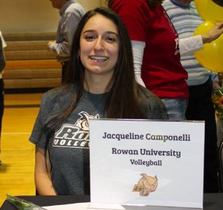 Jacqueline Camponelli: Division III Athlete