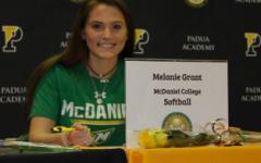 Melanie Grant: Division III Athlete