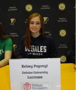 Kelsey Pogonyi: Division III Athlete
