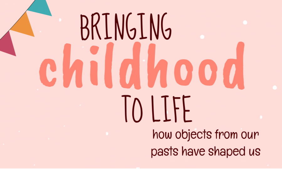 Students described the impact their childhood toys had on them, and why they treasure them to this day.