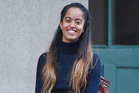 Are You Facebook Friends With Malia Obama?