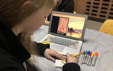 French Teachers Invite Students to Celebrate and Create Art