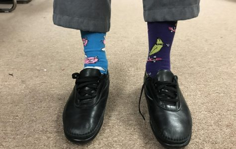 Socks for a Cause