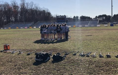 Padua Lacrosse Dominates their First Game