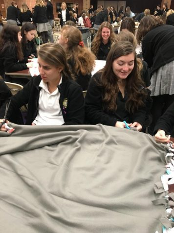 Padua Pandas Participate in the Annual Blood Drive