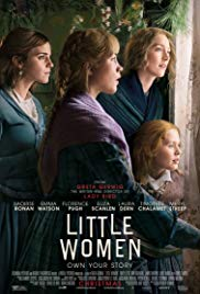 """Little Women"" Official Movie Poster."