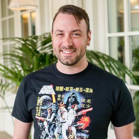 Will Muto is a visual effects artist at Industrial Light & Magic, a company that helps make Disney and Lucasfilm movies.