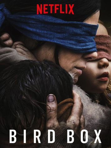 "The film ""Bird Box"" can be streamed by its distributer, Netflix."