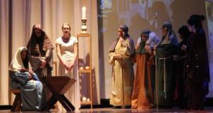 Christmas Prayer Service