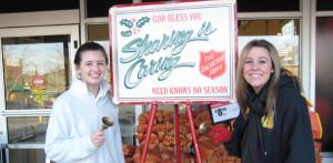 Sharing is Caring: Need Knows No Season