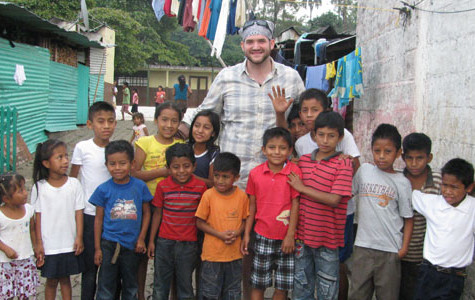 Mr. Sheehan Visits Guatemala