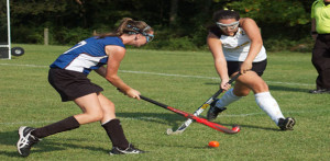 New Faces in Field Hockey: Freshmen on the Team