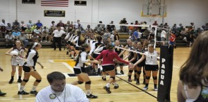 Padua Volleyball Team- Ready for Another Year